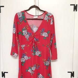 Bobbie Brooks Ladies Red Dress